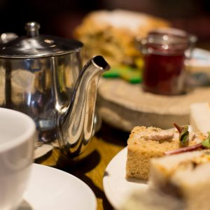 Afternoon Tea at J and L Asfordby
