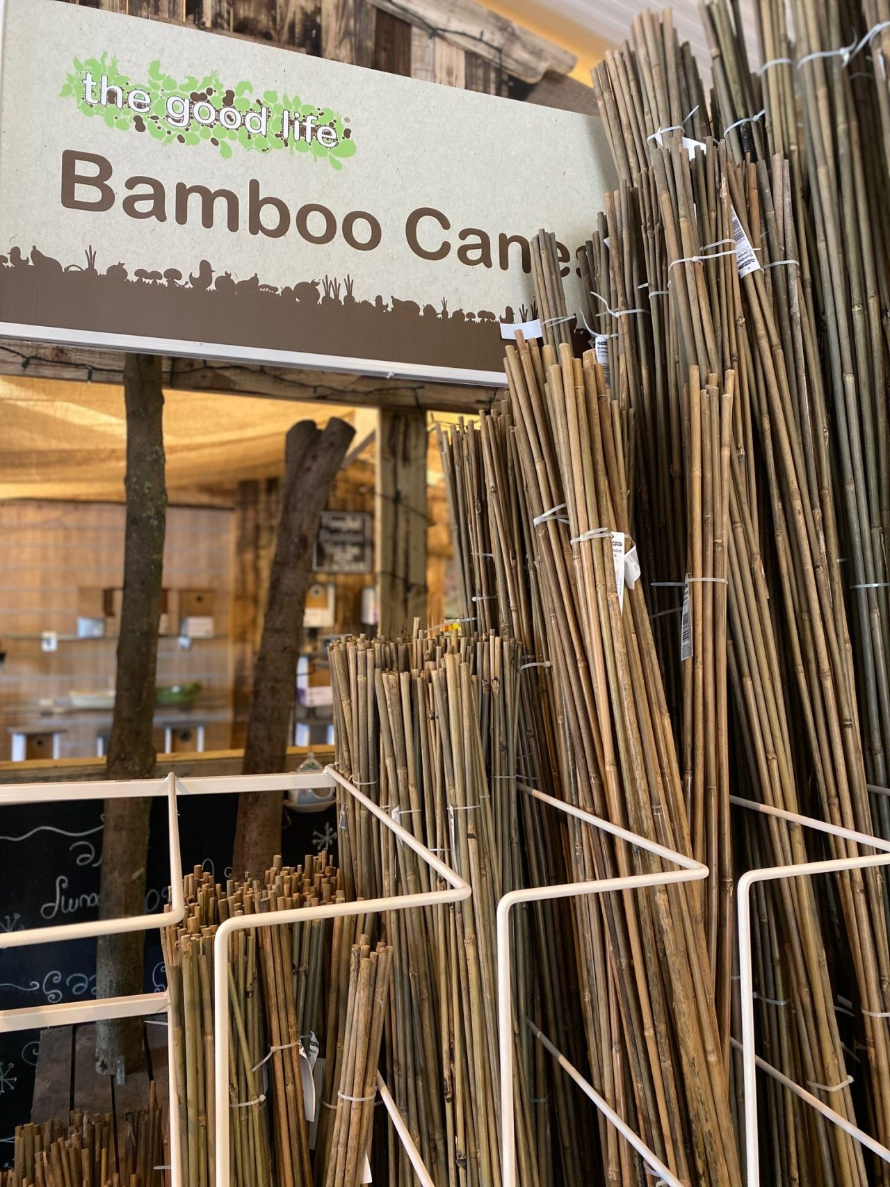 Bamboo Sticks NEW IN