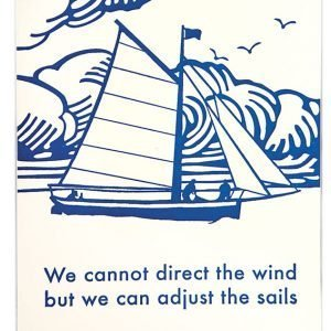 Card - Wind Quote