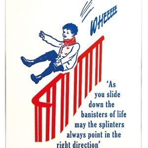 Card - Banisters of Life