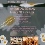 mothers day 2021 afternoon tea